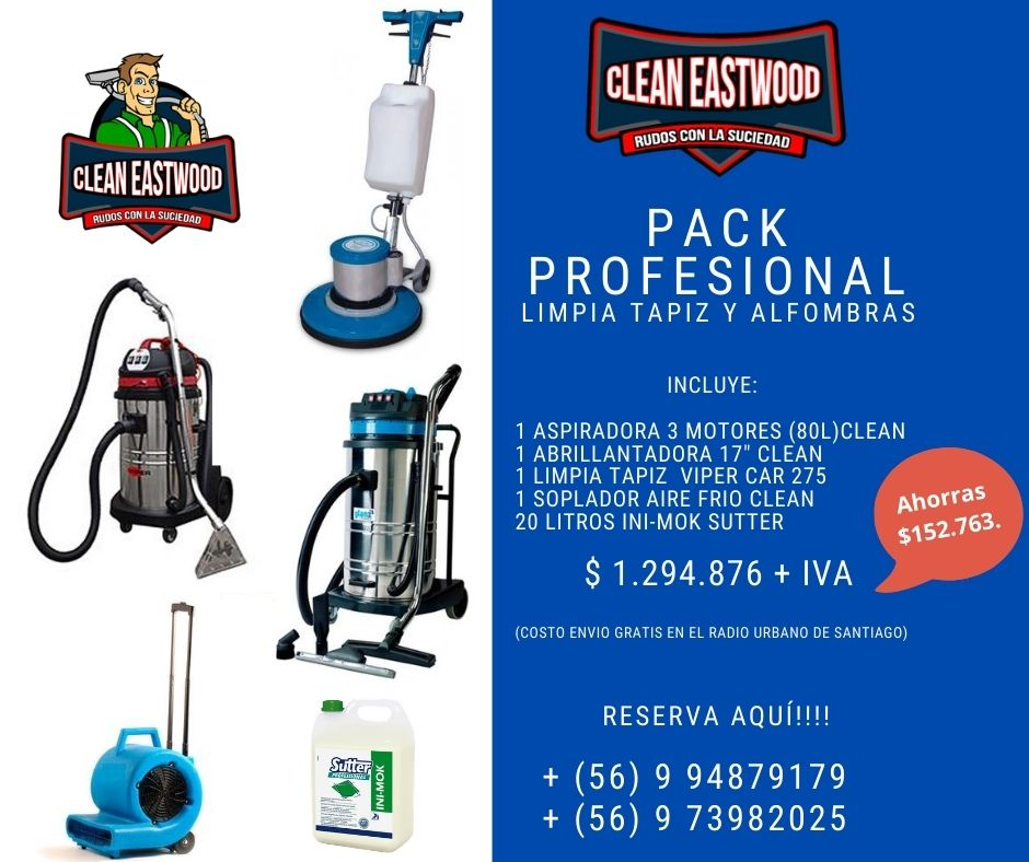 CLEAN PACK PROFESIONAL
