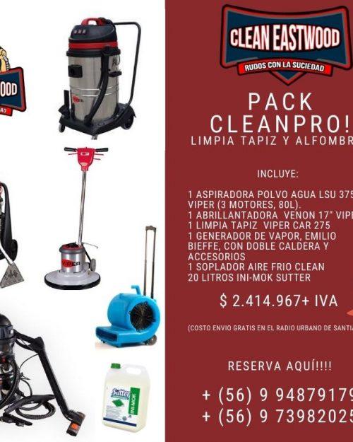 CLEAN PRO PACK CLEAN PRO
